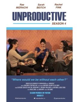 unproductive-s4 poster